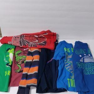 Bundle boy shirt size 4